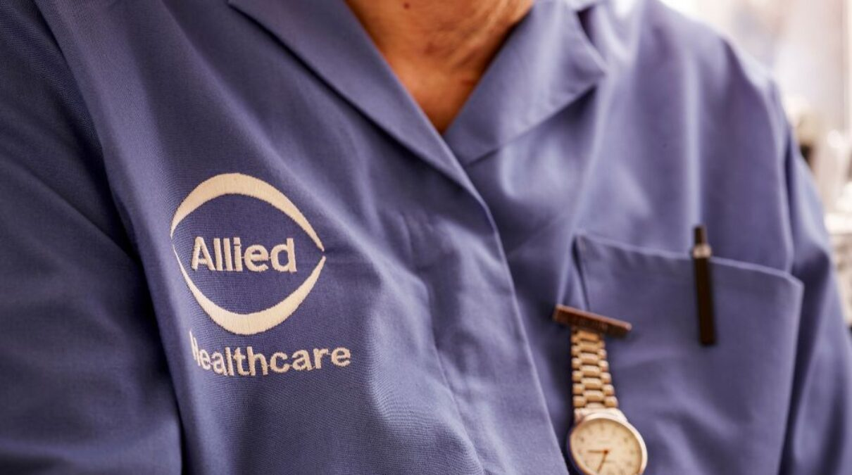 Allied Healthcare saved by CRG