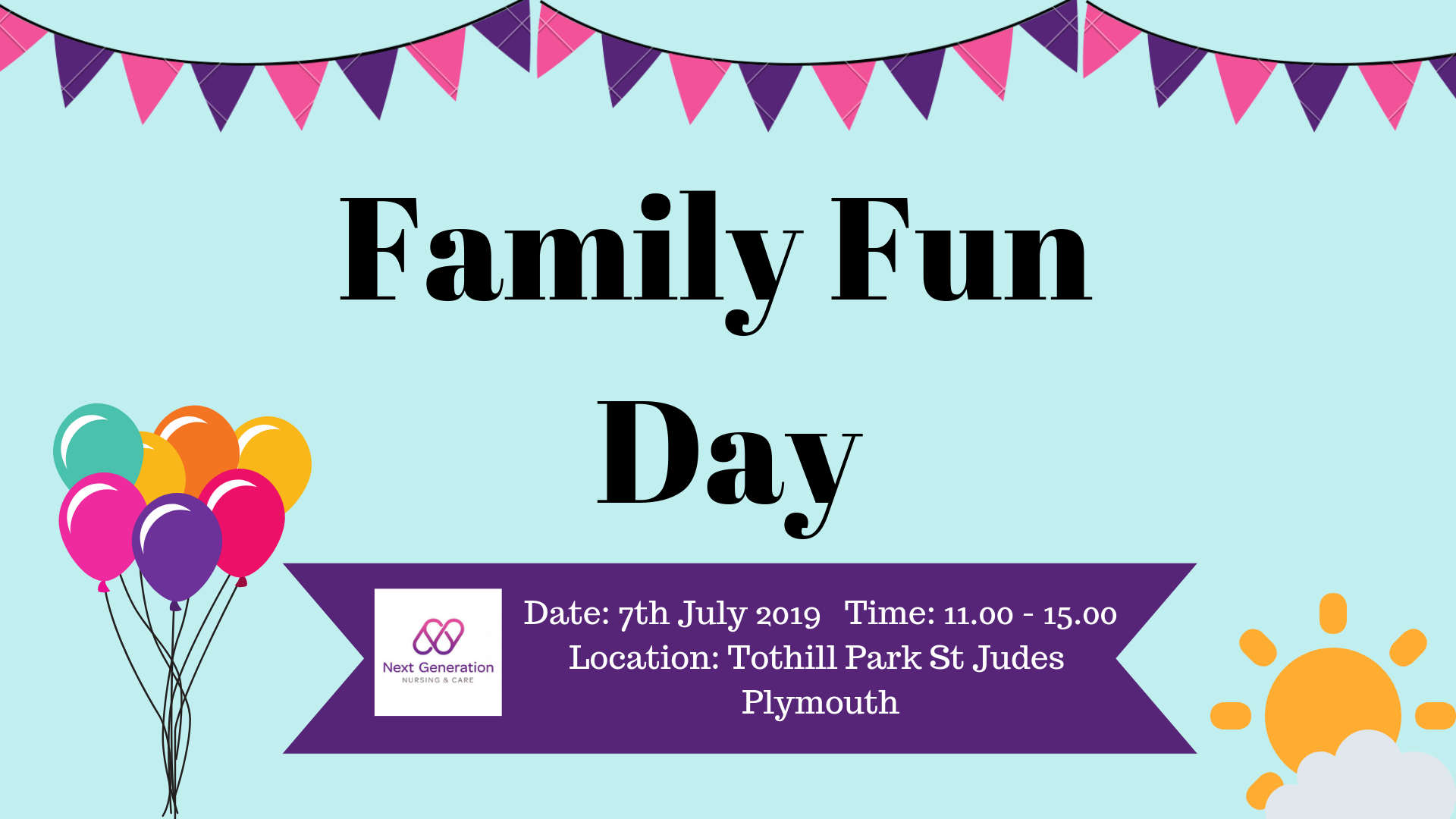 Next Generation Family Fun Day 2019