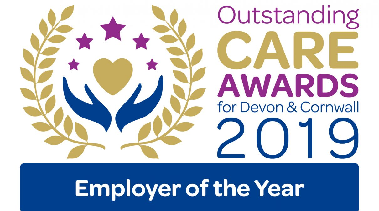 Oustanding Care Awards 2019 – Employer of the year
